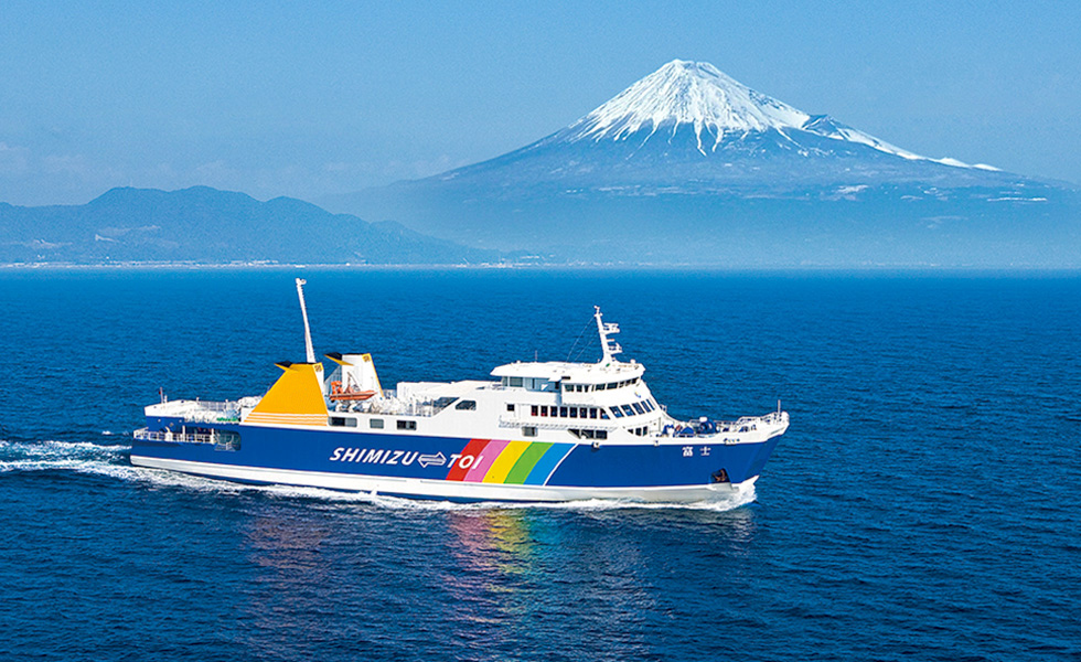 <11/28開催>駿河湾フェリーとeBikeで巡る 西伊豆サイクルツアー