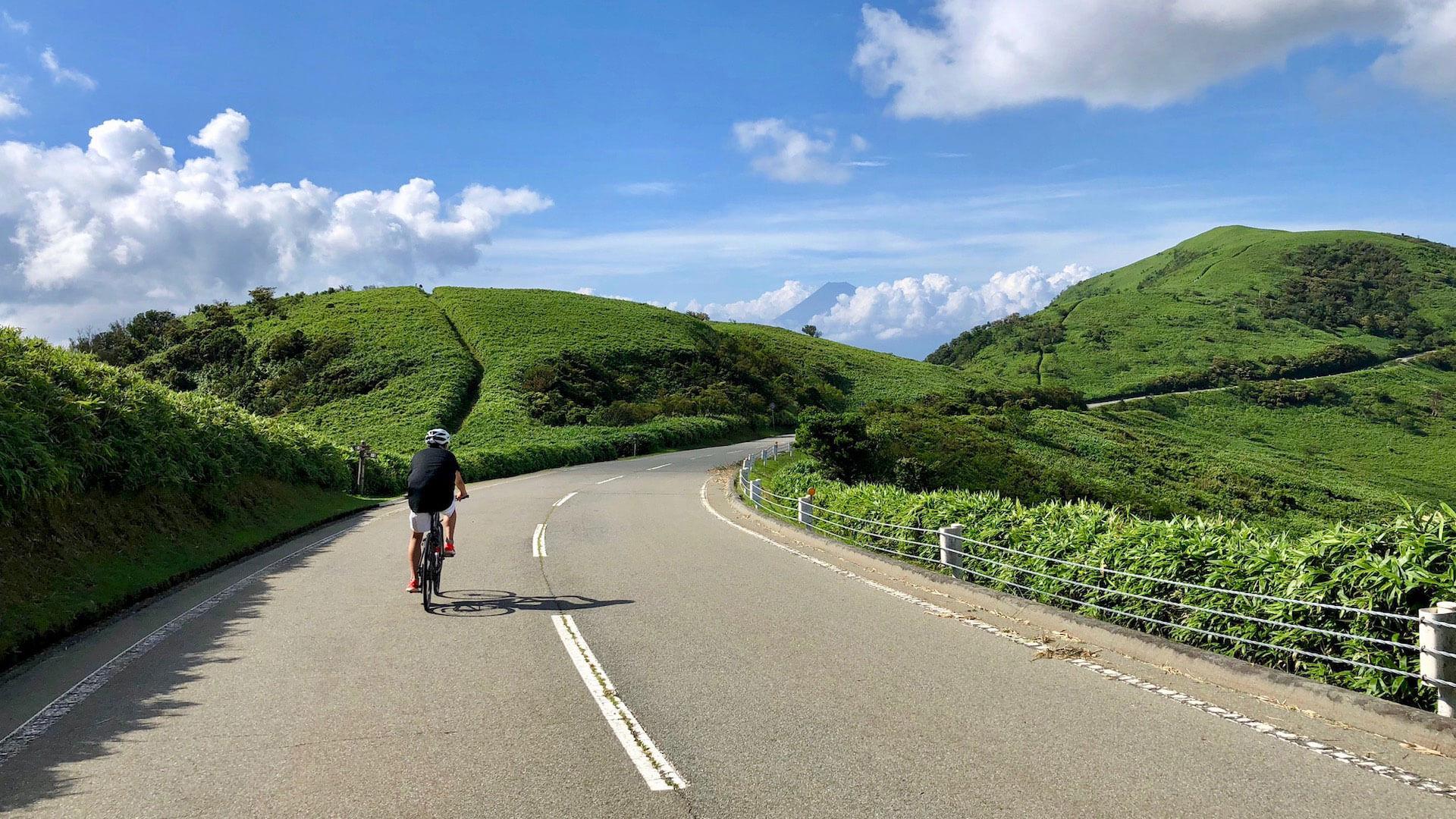 cycling rute